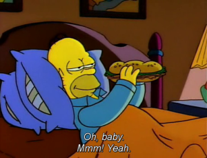 snack homer