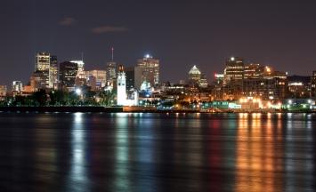 Montreal Skyline - Jul.09